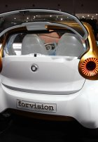 smart forvision 概念電動車